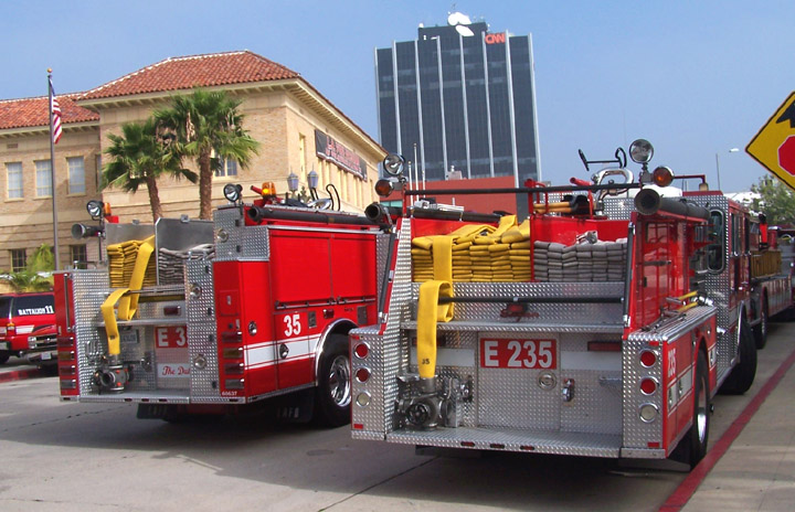 Los Angeles Fire Dept